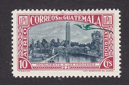 Guatemala, Scott #C116, Mint Hinged, Scenes Of Guatemala, Issued 1939 - Guatemala