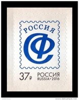 Russia 2016 Mih. 2311 Union Of Philatelists Of Russia MNH ** - Unused Stamps