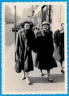 PHOTO Photographie 78 VERSAILLES Rue G. Clemenceau ** Mode 1958... - Lieux