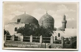 SHEIKH ABDUL KADIR GAILANIS MOSQUE BAGHDAD - Iraq