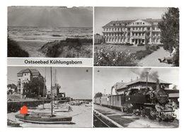 22284-LE-ALLEMAGNE-Ostseebad Kühlungsborn------------multivues (train) - Kuehlungsborn