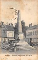 EURE  27  ETREPAGNY   MONUMENT COMMEMORATIF  GUERRE 1870 71 - France