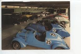 Vue Intérieure Partielle - Collec Chassaing De Borredon Le Bec Helloin Musée Automobile (cp Vierge) - Turismo