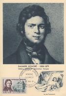 Carte  Maximum  1er  Jour    FRANCE   Honoré   DAUMIER     MARSEILLE     1961 - Cartes-Maximum