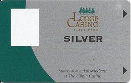 Lodge Casino - Black Hawk CO - 9th Issue Slot Card - Casino Cards