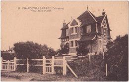 14. FRANCEVILLE-PLAGE. Villa Jean-Pierre. 11 - France