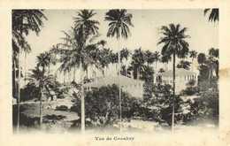 Vue De Conakry Precurseur RV - Guinea