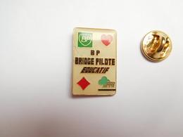 Beau Pin's , Jeu Bridge , FFB , Carburant Essence BP - Games
