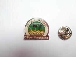 Beau Pin's , Informatique , Circuits Imprimés , Philips Composants - Computers