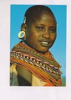 CPM KENYA, SAMBURU GIRL - Kenya