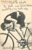 NOS CYCLISTES PAR BERGERET  LE PROFESSIONNEL - Cyclisme