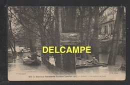DD / 94 VAL DE MARNE / CRETEIL / INONDATIONS DE 1910 / LE COCHON DE LAIT / ANIMÉE - Creteil