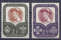 180030230  LUXEMBURGO  YVERT  Nº  526/7  **/MNH - Luxemburg
