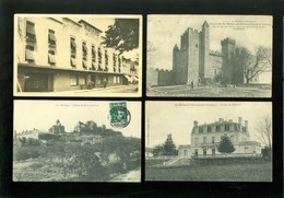 Lot De 17 Cartes Postales De France  Dordogne    Lot Van 17 Postkaarten Van Frankrijk ( 24 ) - 17 Scans - Cartes Postales