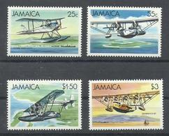 JAMAICA YVERT  594/97    MNH  ** - Jamaica (1962-...)