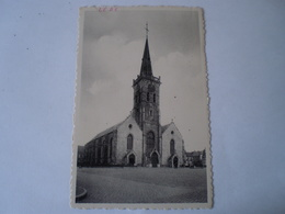 Lede // Dorpplaats (Kerk En Monument Des Gesneuvelden) 19?? - Lede
