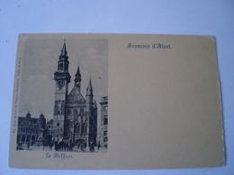 Aalst - Alost // Souvenir D'Alost - Beffroi Ca 1899 Uitg. Nels 15/2 - Aalst