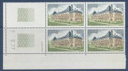 N° 1873 Château De Malmaison - Coin Daté 02-02-77 - Coins Datés