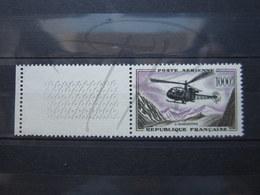 VEND BEAU TIMBRE DE POSTE AERIENNE DE FRANCE N° 37 + BDF , X !!! (a) - 1927-1959 Nuevos
