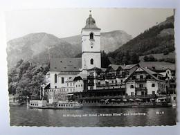 ÖSTERREICH - OBERÖSTERREICH - SANKT WOLFGANG - Hotel Weisses Rössi - St. Wolfgang