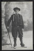 CPA 29 - Gouézec, Grand-père Vieillard - Gouézec