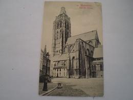 Oudenaarde - Audenaerde // Eglise Ste. Walburge // Gelopen 1910 Cliche F.Walschaerts - Oudenaarde