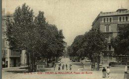 A.T.V. - 1039 - PALMA DE MALLORCA, PASEO DEL BORNE - Mallorca