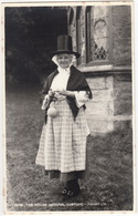 The Welsh National Costume - (Knitting) - Wales - Wales