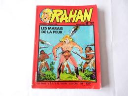 RAHAN  Nouvelle Collection     Bimestriel  N°  32  LES MARAIS DE LA PEUR  Dépot Légal Mars 1983 - Rahan