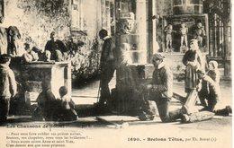 Les Chansons De Botrel. Bretons Têtus. 1 - Retratos