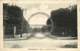 /! 5726 - CPA/CPSM  :  95 -  Beauchamp : Avenue Paul  Bert - Beauchamp
