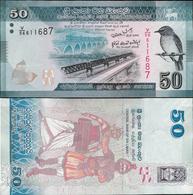 Sri Lanka 2010 - 50 Rupees - Pick 124 UNC - Sri Lanka