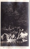 Glow-worm Grotto, Waitoma Caves, New Zealand - Vintage PC/Real Photo Unused - New Zealand