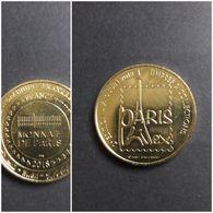 FRANCE - Exposition Philatélique Paris-Philex 2018 : Timbres. Tour Eifel. - Monnaie De Paris