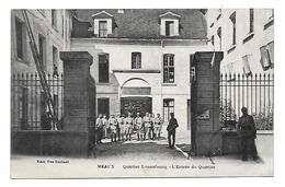 77 Dép.- Meaux Quartier Luxembourg - L'Entrée Du Quartier. - Meaux
