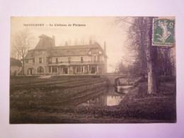 MONTCOURT  (Haute-Saône)  :  Le Château De  PLEIGNES   1913    - Frankreich
