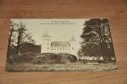1385-  's Gravenwezel, Kasteel - 1925 - Zonder Classificatie
