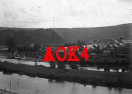 08 Ardennes JOIGNY SUR MEUSE Bogny Nordfrankreich 1918 Feldpost Occupation Allemande Pont Panorama Vue Generale - France