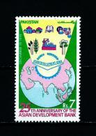 Pakistán  Nº Yvert  790  En Nuevo - Pakistán