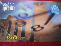 Télécartes  Du Qatar - Qatar