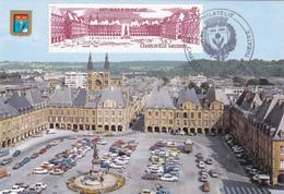 Carte-Maximum FRANCE N° Yvert 2288 (CHARLEVILLE MEZIERES) Obl Sp Ill Phil (Ed Mage) - 1980-89