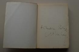 Etoiles Et Tempêtes Dédicace Gaston Rébuffat - Autographed