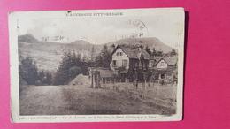 63 Puy De Dome, La Bourboule, Vue De L'Estivade, Sur Le Puy-Gros, La Banne D'Ordenche, 1933, (Idéal) - La Bourboule