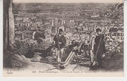 826 / PARIS HISTORIQUE , 1871 Les Canons Braqués Sur PARIS - Other