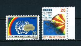 Macedonia  Nº Yvert  14-58  En Nuevo - Macedonia