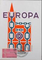 FR. 1971 Carte Philatélique 1er Jour - Conseil De L'Europe - Strasbourg Le 8.5.1971 - En TBE - FDC