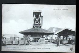 30, Besseges, Carreau De La Mine De Lalle Et Puits Saint Hortense - Bessèges