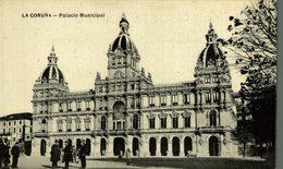 LA CORUÑA - PALACIO MUNICIPAL - La Coruña