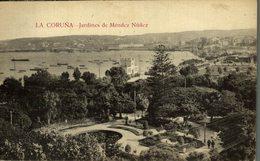 LA CORUÑA - JARDINES DE MENDEZ NUÑEZ - La Coruña