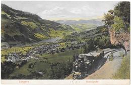 LUNGERN --  Brunigbahn - OW Obwalden
